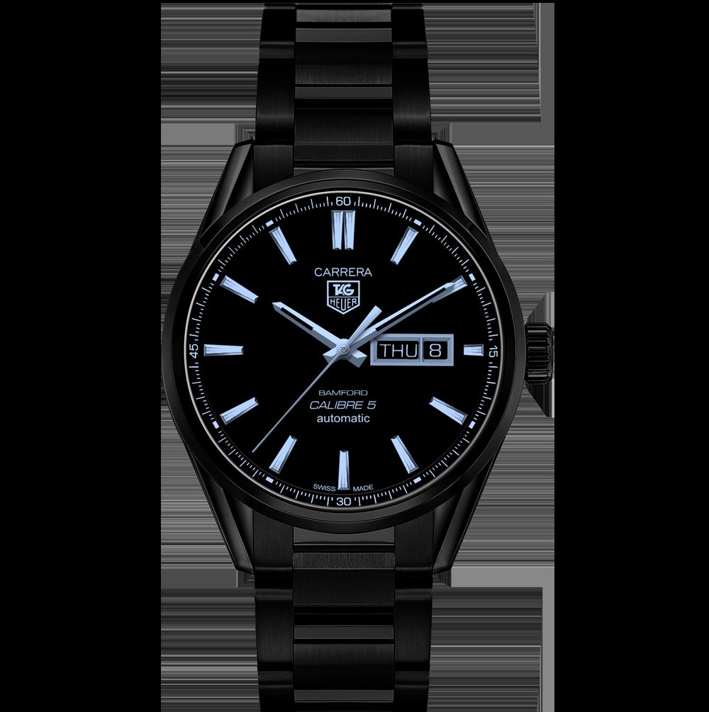TAG HEUER CARRERA CALIBRE 5 – Bamford Watch Department 167e1b43e8c0