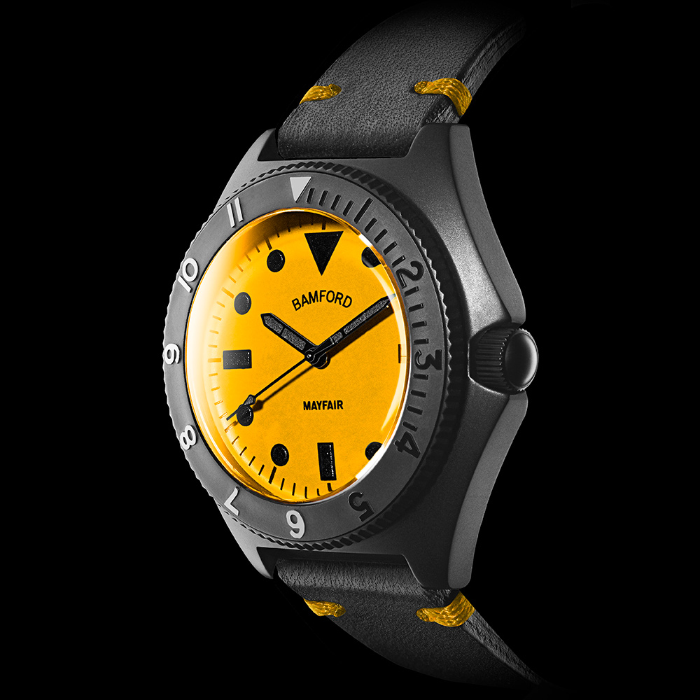 black brown from plating tangwatch males yellow dial strap wholesale watches leather s products male quartz company case naviforce