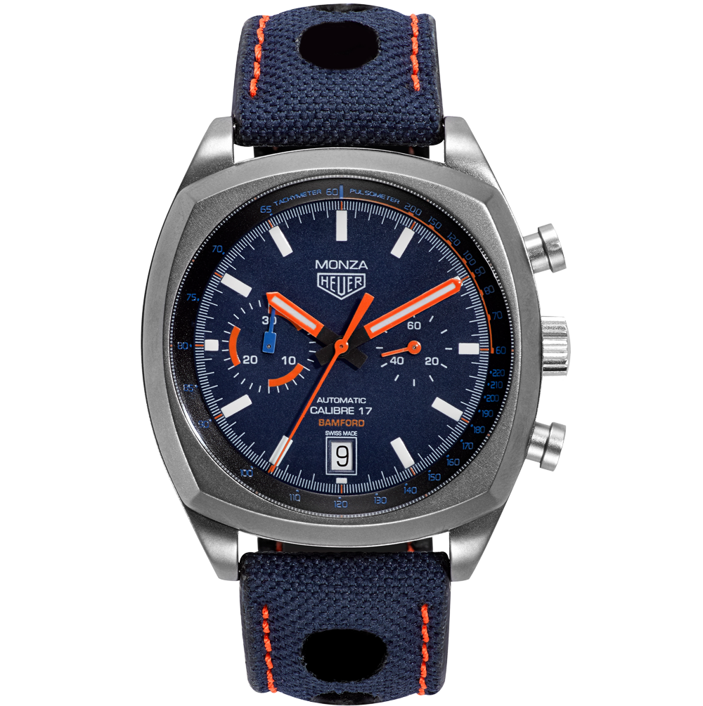 Limited Edition Bamford Heuer Monza